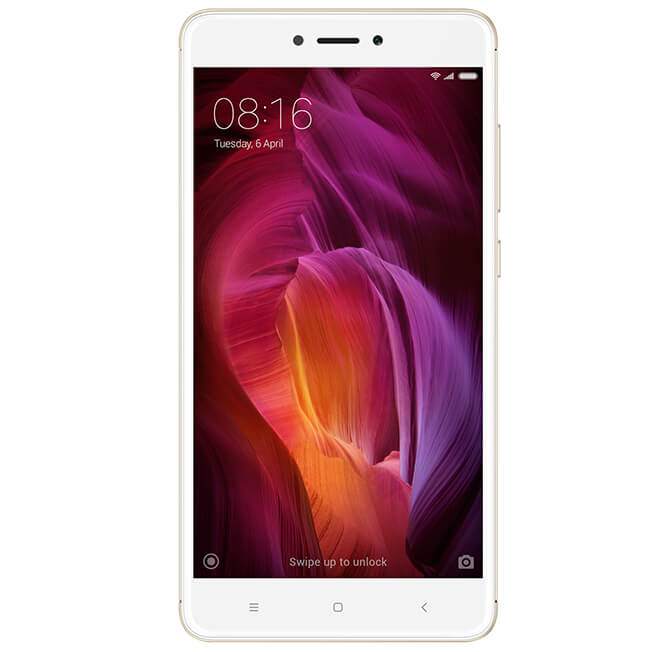 Redmi Note 4 64GB gold 11