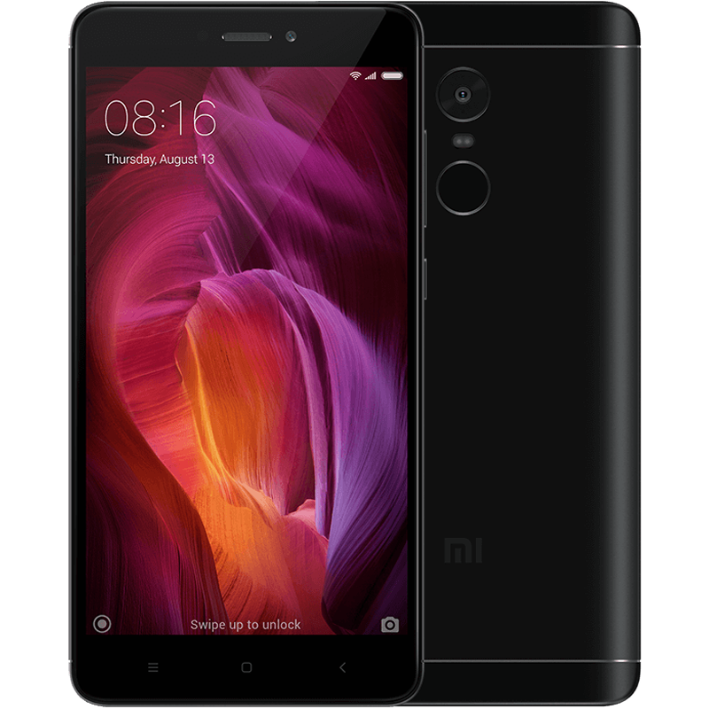 Redmi Note 4 4+64GB Black