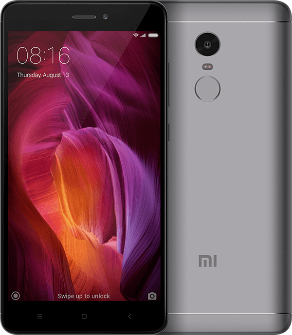 Redmi Note 4 64GB grey 6